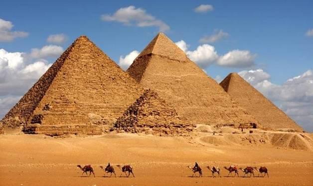 Kim tự tháp kheops