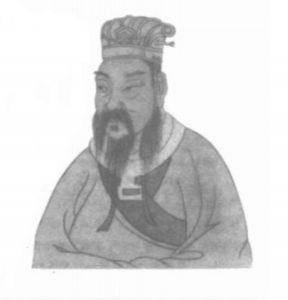 minh họa Hán Chương Đế - Lưu Đát