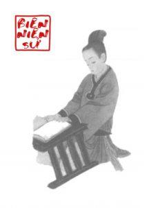 minh họa Hán Chất Đế: Lưu Toản