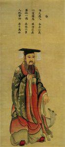 Tranh vẽ Thương Thang thời nhà Tống