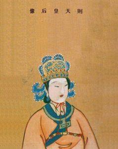 hoàng hậu đầu tiên Trung Quốc - Lã Trĩ